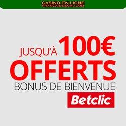 bonus promotions betclic